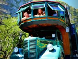 House Truck Accommodation