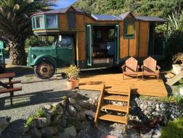 House Truck exterior